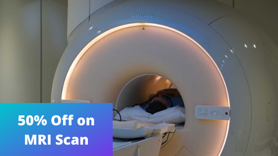 Upto to 50% off on MRI Scans‎ in Best Labs in Hyderabad